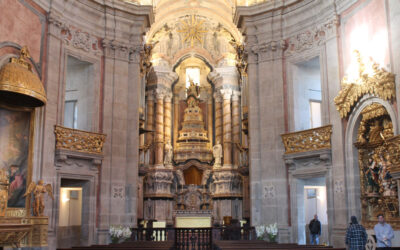 "Inauguration of ""Igreja dos Clérigos"" (Church of Clerics)"