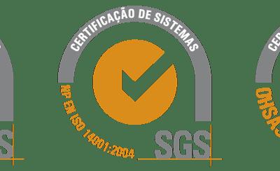 Prospectiva renova certificação em Qualidade, Segurança e Ambiente – Sistema Integrado