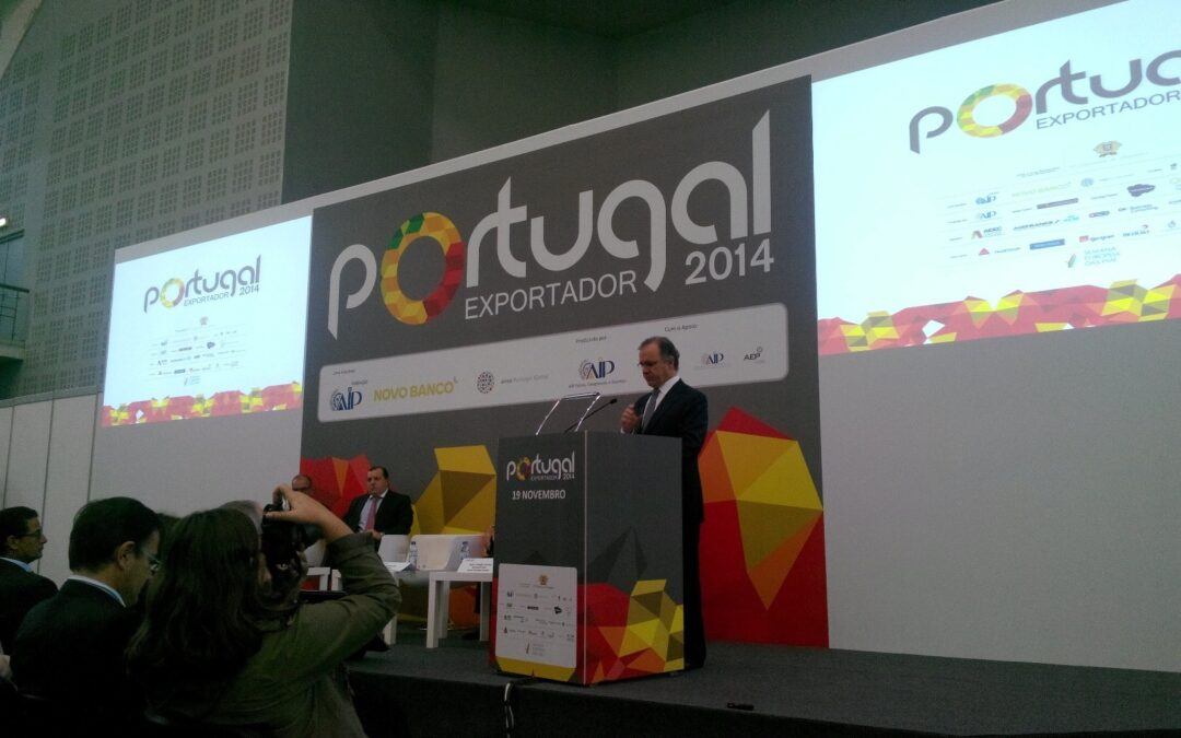 """Portugal Exporter 2014"" in Nigéria"