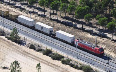Consórcio de empresas integra modernização do troço Elvas-Fronteira