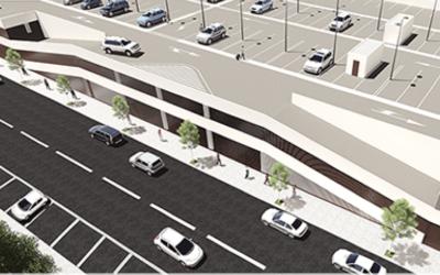 Fiscalização e coordenação de segurança e ambiente de empreitada para parque de estacionamento em Lisboa
