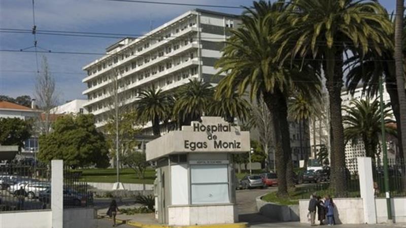 Prospectiva inicia levantamento de equipamentos AVAC do Hospital Egas Moniz