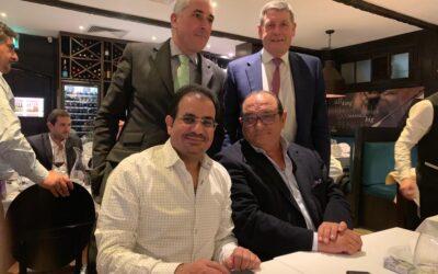 Prospectiva forma consórcio com empresa saudita