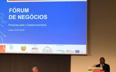Prospectiva participa no Fórum Económico Portugal-Moçambique