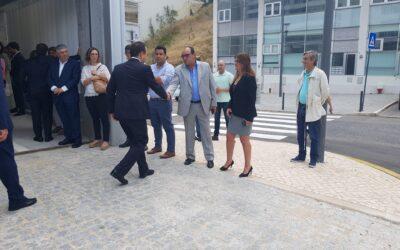 Inauguração de Parque da EMEL marca fim de prestação de serviços da Prospectiva