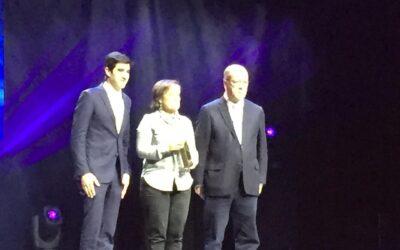 """Sónia Bernardo vence prémio de """"Melhor do Ano"""""""