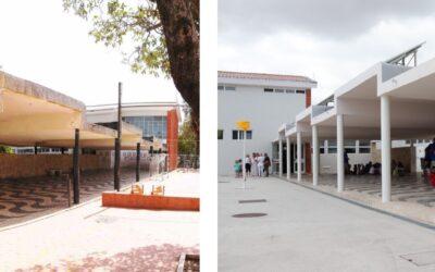 """Programa de Beneficiação Geral da Escola Básica e Jardim de Infância """"Frei Luís de Sousa"""""""