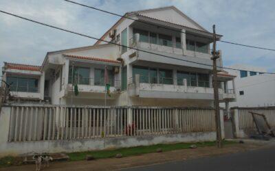 Prospectiva com fiscalização de novo Centro Comum de Vistos de S. Tomé e Príncipe