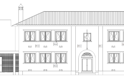 A PROSPECTIVA Elaborou Projetos de Especialidades para a Escola EB1 + JI nº 3 do Barreiro