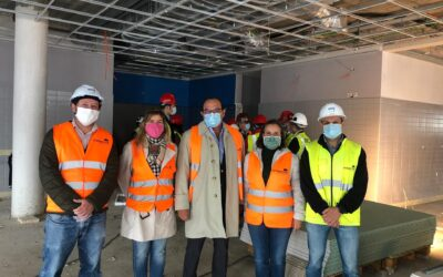 Fiscalização e Coordenação de Segurança em Obra da Empreitada de Construção da Escola EB 2,3 de Santa Luzia – Elvas