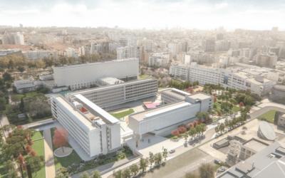 Revisão do Projeto de Execução do Edifício 1 das Residências Universitárias de Lisboa
