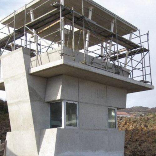 Torre de Controle para o Aerodromo da Ilha do Corvo