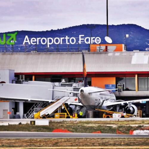 Ampliação e remodelação da aerogare do aeroporto de Faro