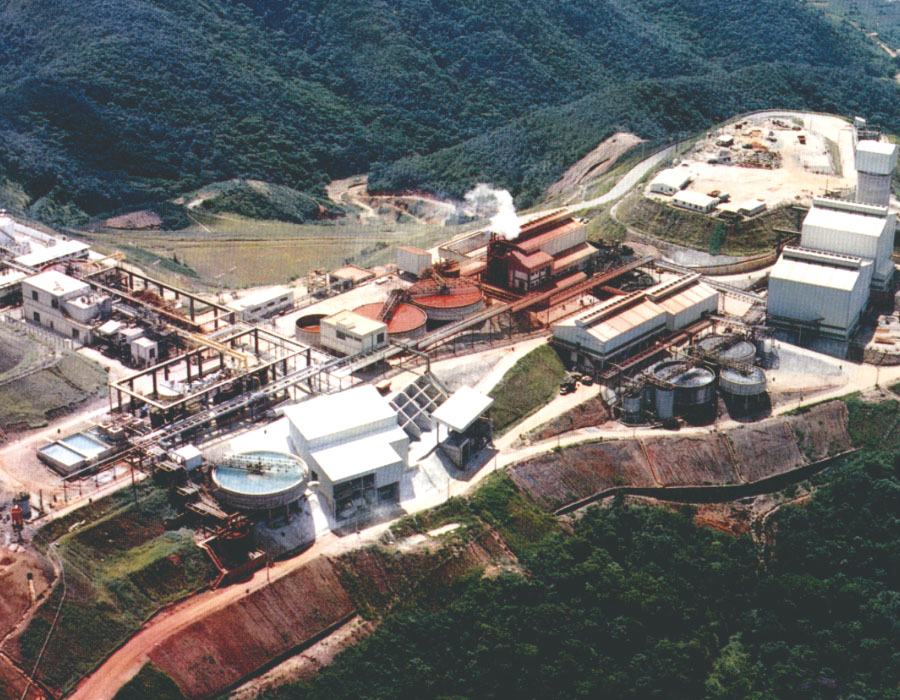 Minero-Metalurgia