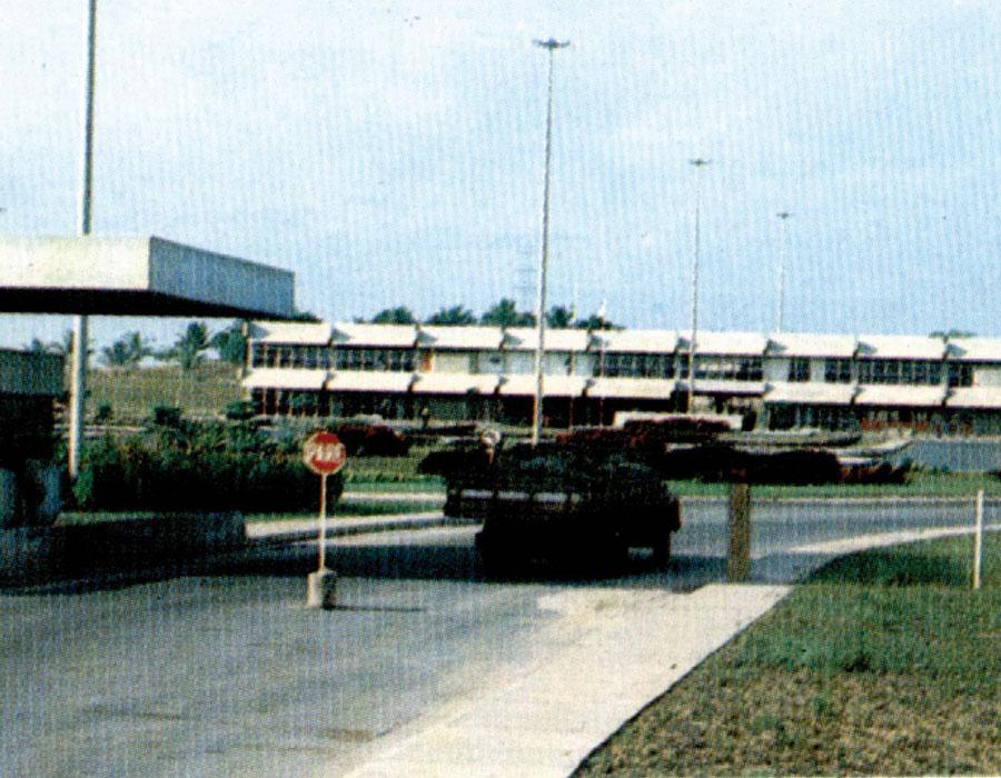Entreposto Central de Abastecimento de Alimentos para Região Metropolitana de Salvador