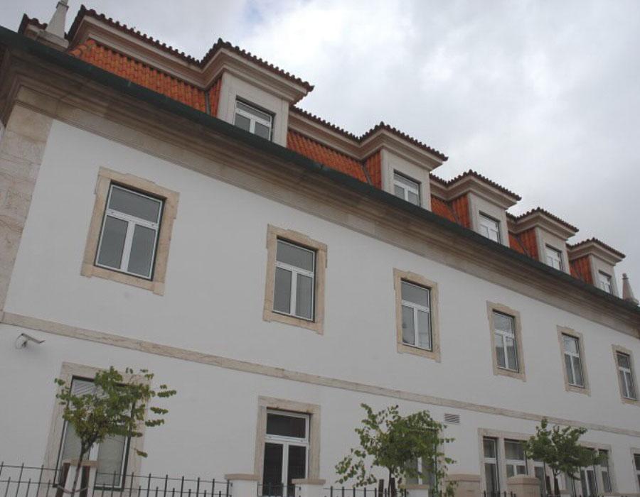 Remodelação do Hospital Dr. Manuel de Aguiar
