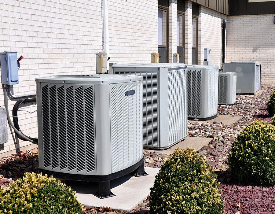 Hospital de Santa Luzia de Elvas – Sistema de Ar Condicionado