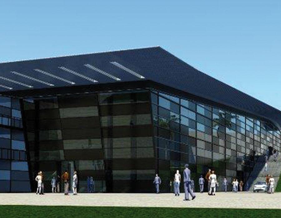 Centro de Congressos, Feiras e Exposições da Quinta da Fonte e Centro de Formação Profissional e Apoio Social da Outurela