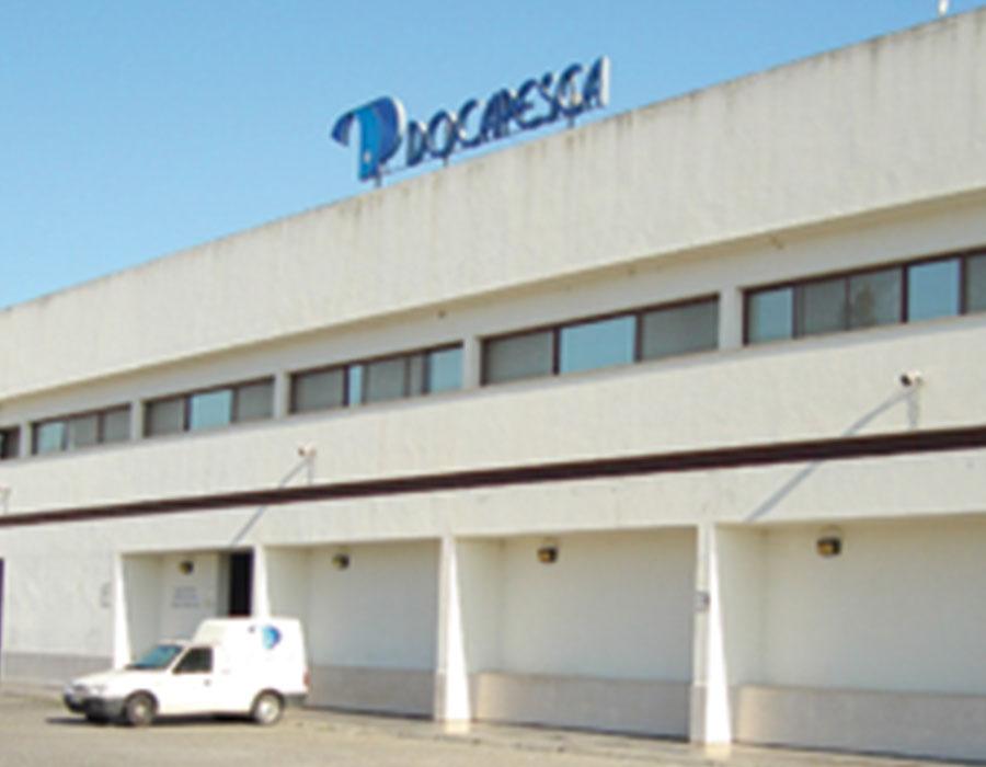 Requalificação do Edificio da Lota, no Porto de Pesca de Vila Real de Santo António