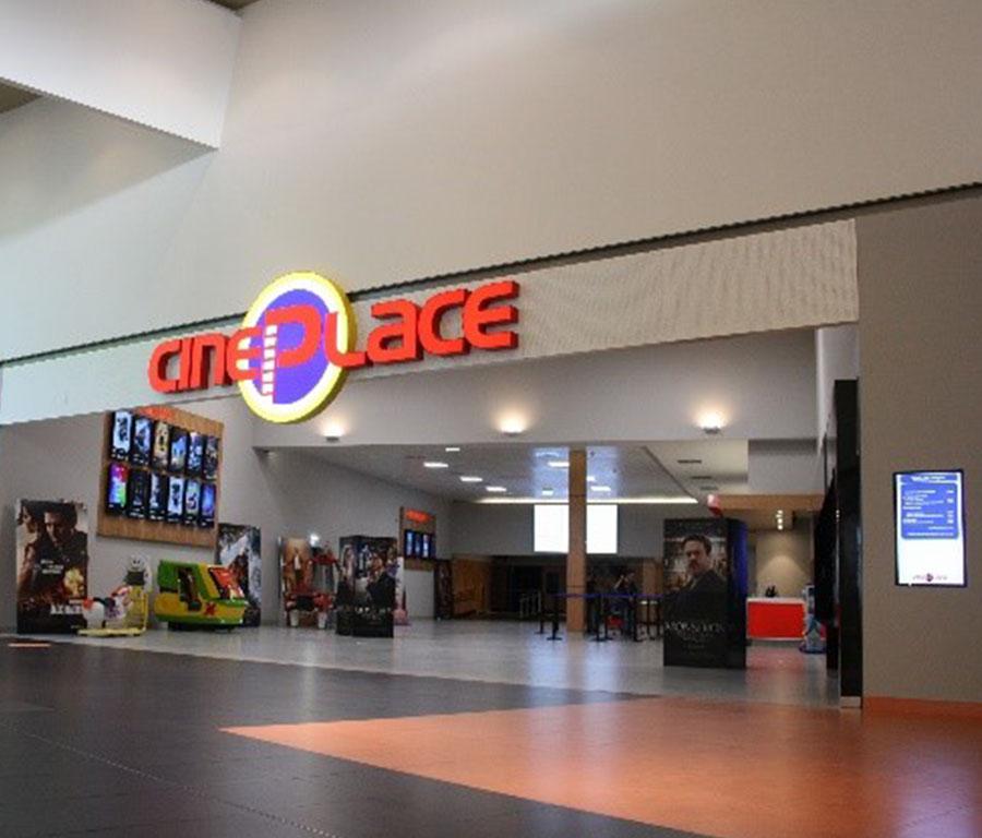Acompanhamento da Obra dos Cinemas no Futuro Centro Comercial Nova Arcada