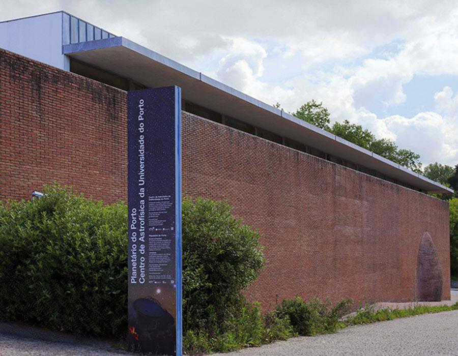 Planetário e Centro de Astrofisica da Universidade do Porto