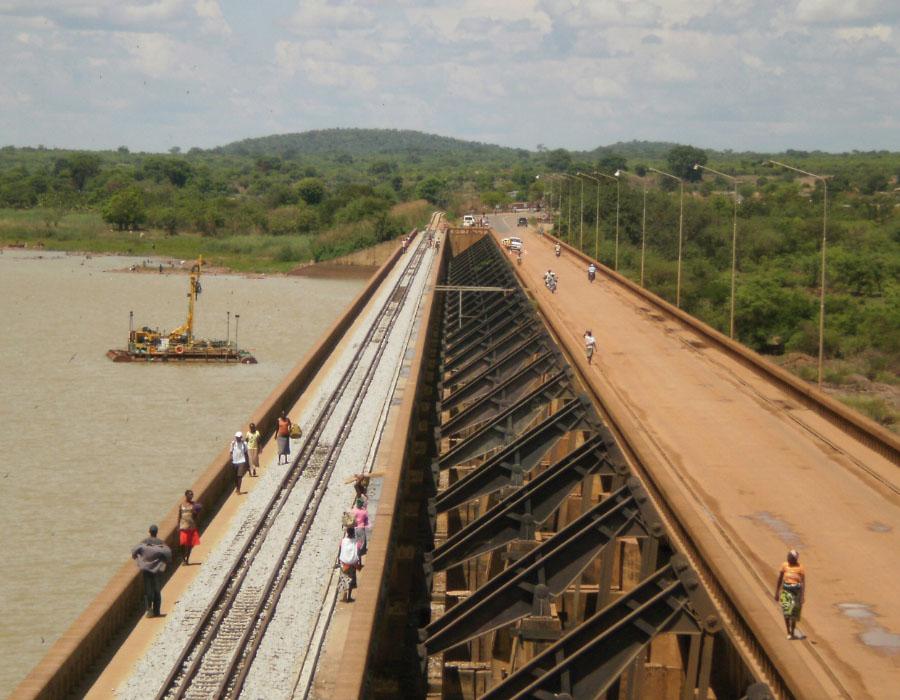 Barragem Matala