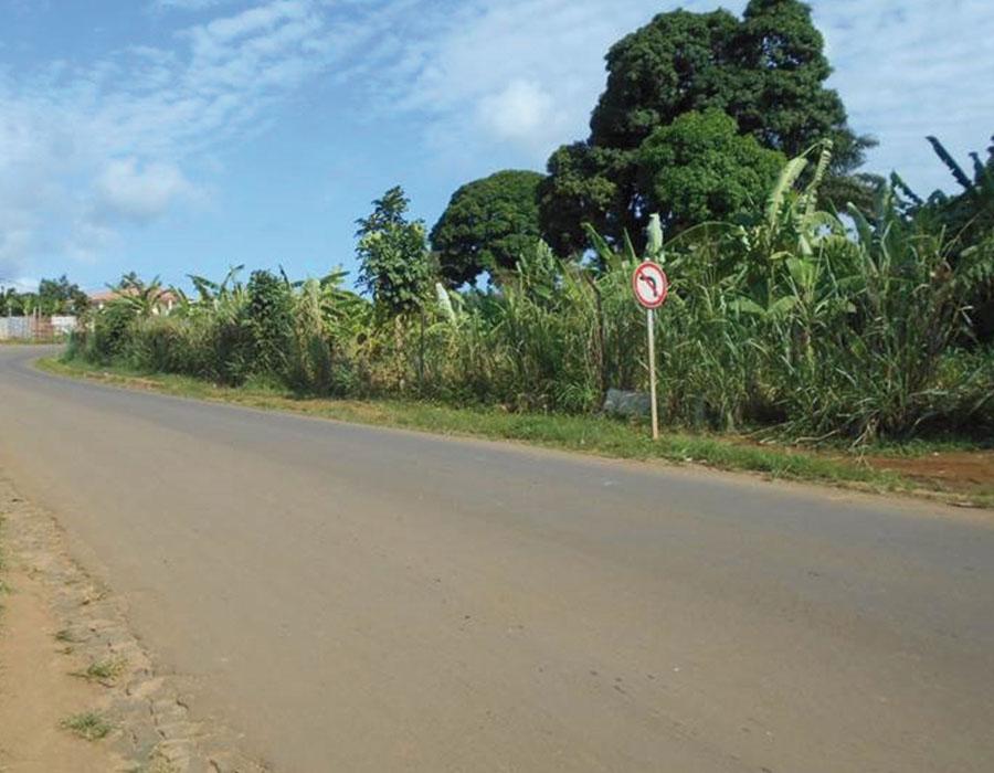 Estudo para a reabilitação, melhoria do traçado e protecção do talude da Estrada Nacional nº 1, PK0+000-PK27+000
