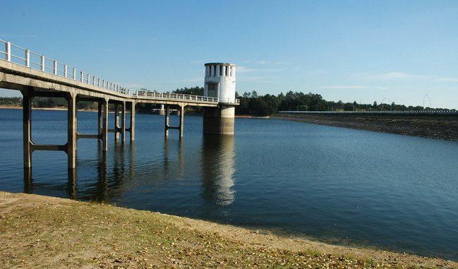 Fiscalização, Coordenação de Segurança e Gestão Ambiental da Empreitada de Melhoria das Condições de Segurança da Barragem de Montargil