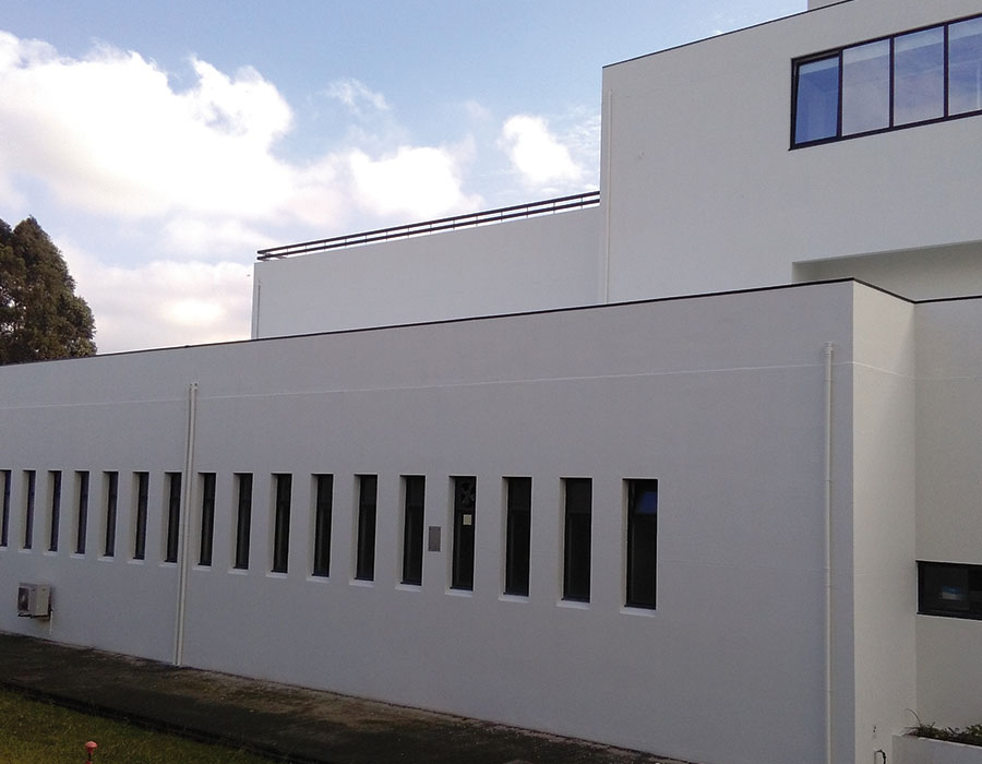 Reabilitação do Edifício Técnico Administrativo em Vermoin