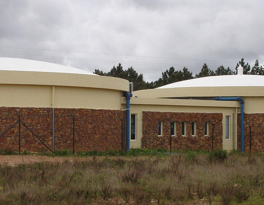Ampliação da rede de abastecimento de água à zona norte