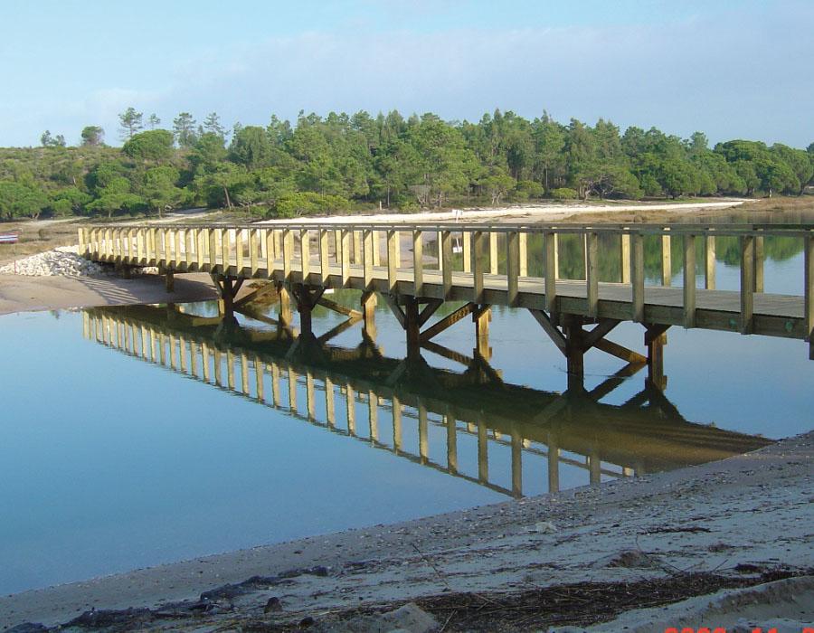 Recuperação Ambiental das margens da Lagoa de Óbidos
