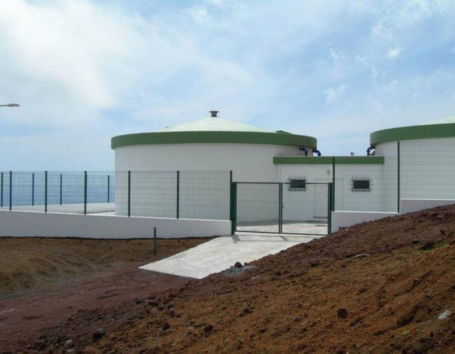 Sistema integrado de abastecimento de água ao Perímetro de Ordenamento Agrário da Feiteira /Castelo Branco – Ilha do Faial – Reformulação das redes