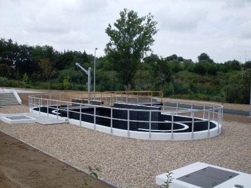 Sistema de saneamento de Pernes, Alcanede e Vale de Santarém