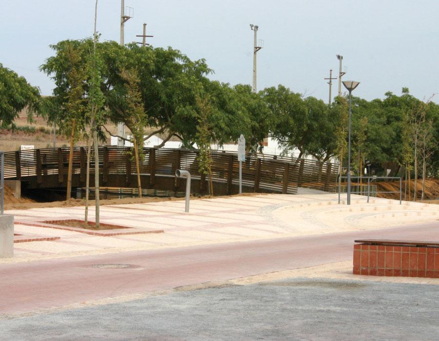 Renovação Urbana – Zona Planos de Pormenor – Parque Urbano de Bensafrim