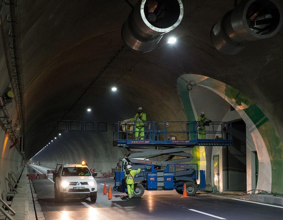 Túnel do Marão – Empreitada IP4 (A4)