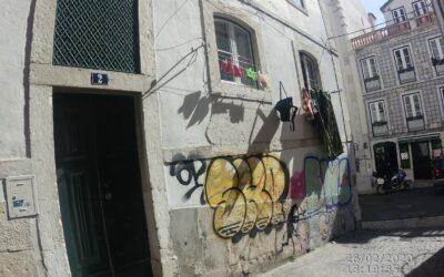 Prestação de Serviços de Fiscalização na remoção de graffiti e cartazes na cidade de Lisboa