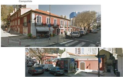 Requalificação do Espaço Público e Edificado da Vila Romão da Silva, Campolide