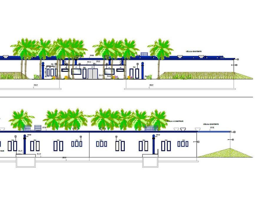 Ampliação do reservatório da Mosqueira, incluindo condutas adutoras de interligação ao sistema existente