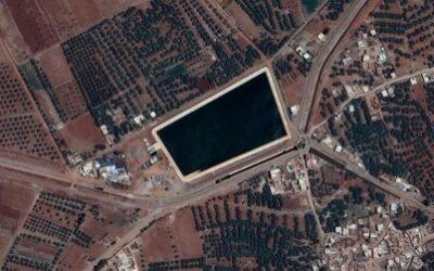 Projeto e Fiscalização da obra de reconversão para irrigação localizada em Marrocos